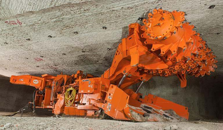 Continuous Miner Dig The Great Picture Book Of
